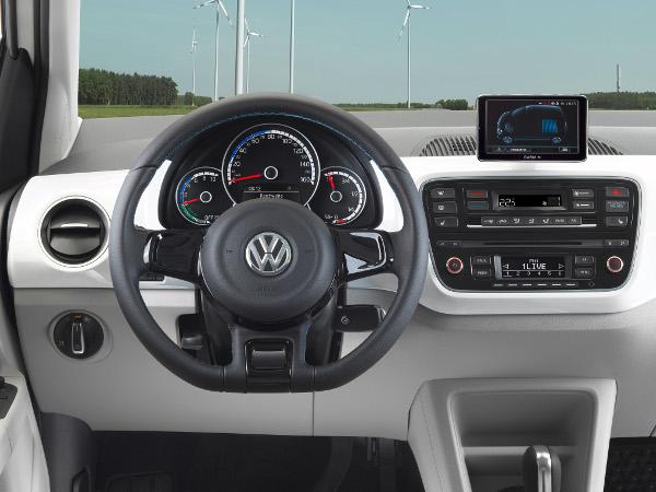Volkswagen e-up! - Cockpit