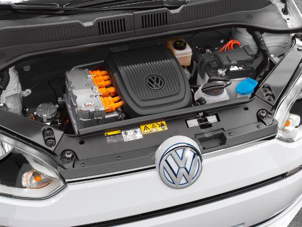Volkswagen e-up! - Motor