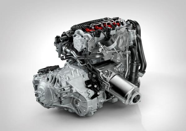 Volvo Drive-E Dieselmotor