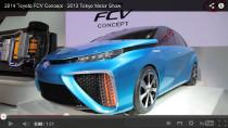 Toyota FCV Concept auf der Tokyo Motor Show 2013