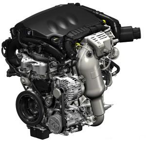 3-Zylinder-Turbobenziner 1.2 l e-THP von Peugeot