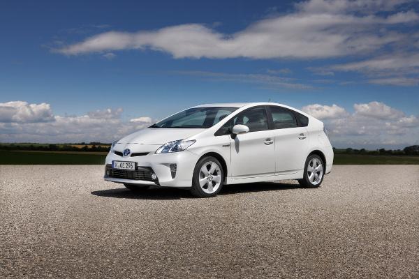 Toyota Prius - Top beim TÜV-Report 2014