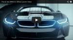 Video: Launch des BMW i8