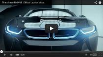 BMW i8: Offizielles Video zum Launch des Elektrosportwagens