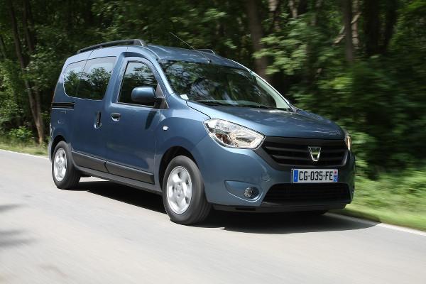 Hochdachkombi Dacia Dokker