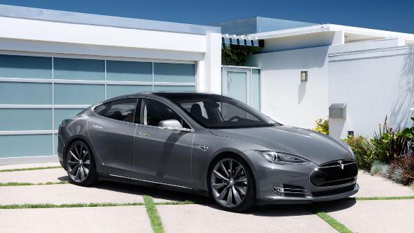 Tesla Model S - Premium-Limousine mit Elektromotor