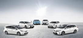 Toyota Hybridautos knacken Verkaufsgrenze von acht Millionen Fahrzeugen