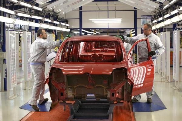 Fiat Produktion
