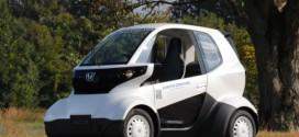 Honda Micro Commuter: Elektro-Kleinstfahrzeug auf der Insel Miyakojima im Test