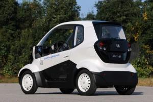 Honda Micro Commuter jetzt im Testeinsatz