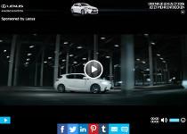 Luxus und Nachhaltigkeit: Erlebe den neuen Lexus CT 200h (Sponsored Video)