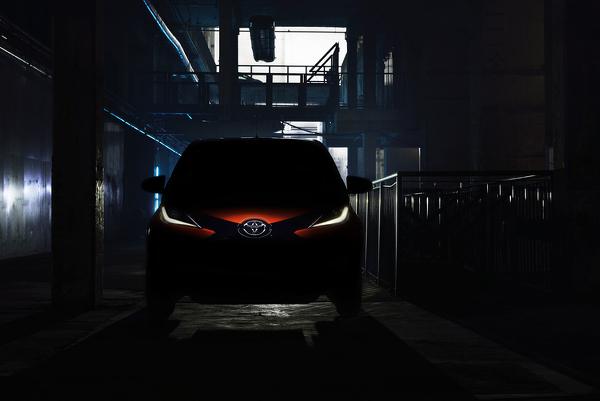Neuer Toyota Aygo