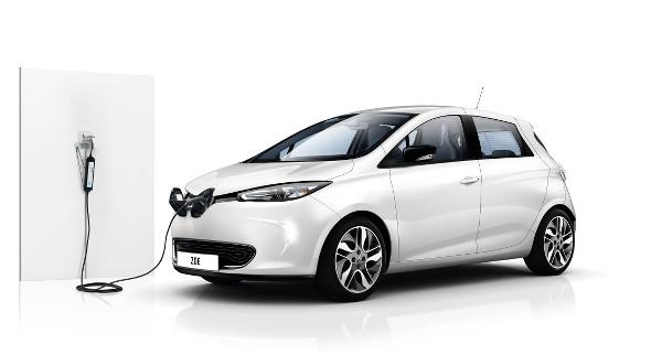 Notladekabel für Hausshaltssteckdosen beim Renault Zoe jetzt ab Werk ...