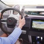 Rinspeed XchangE - Selbst Fahren ist möglich