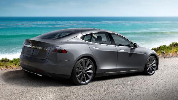 Tesla Model S - Jetzt auch über Sixt-Leasing erhältlich