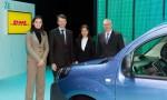 DHL entscheidet sich für weitere Renault Kangoo ZE