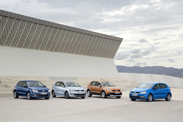 Die neuen VW Polo Modelle