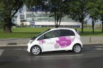 Citroen Multicity Carsharing Berlin mit dem C-Zero Elektroauto