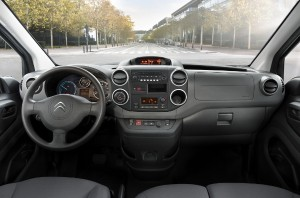 Citroen Berlingo Electric - Cockpit