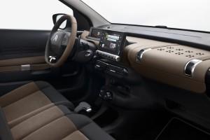 Citroen C4 Cactus - Cockpit
