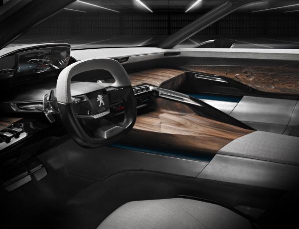 Peugeot EXALT - Innenraum