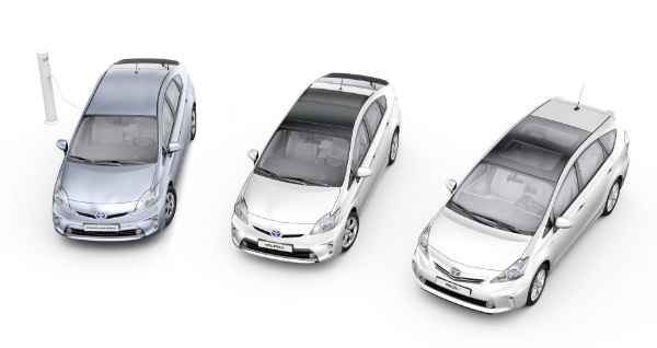 Toyota Hybridautos