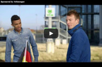 Das Fan-Auto: Zur Fussball-WM 2014 nicht nur Transportmittel (Sponsored Video)
