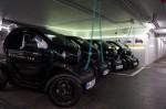 Renault Twizy für Erfahre Hamburg