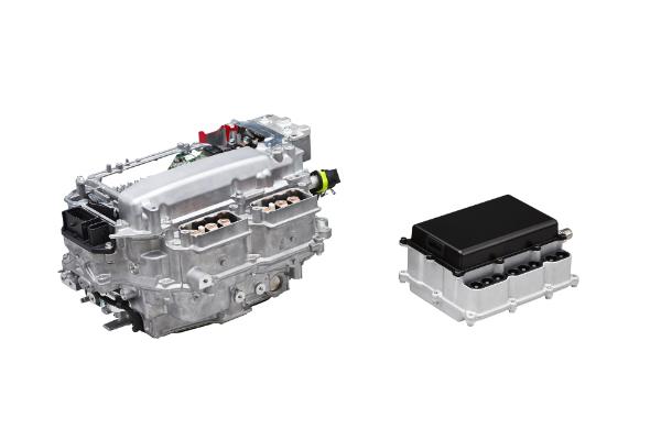 Toyota: Alte und neue, kleinere Leistungsregelung