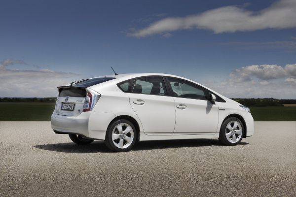 Toyota Prius - Besonders effizienter Pkw
