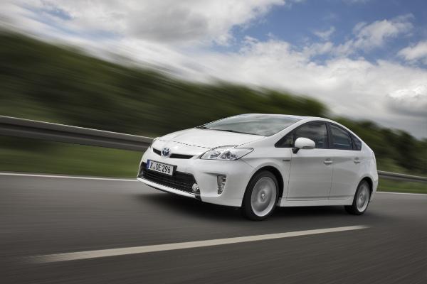 Toyota Hybridpionier