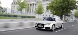 66 effiziente Audi ultra-Modelle für den Deutschen Bundestag