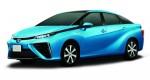 Toyota FCV Brennstoffzellenauto