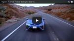 Video: Toyota Brennstoffzellenauto für 2015