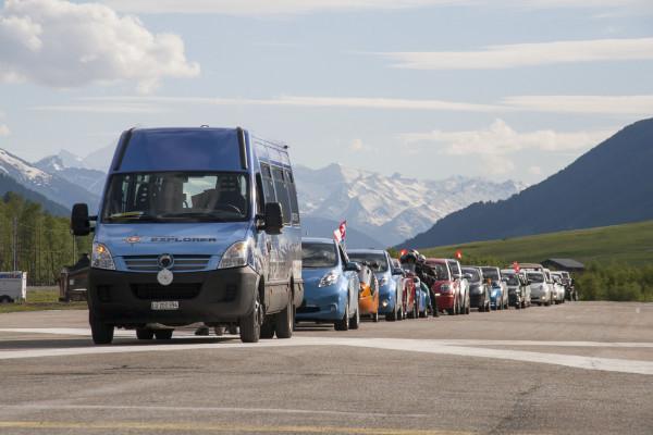 WAVE Elektroauto-Rallye