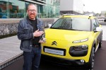Citroen C4 Cactus erhält Editorial Award