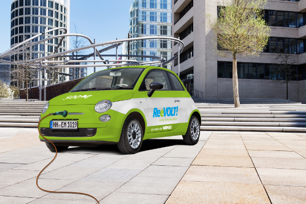 Elektroauto made in Hamburg: Der Karabag New 500 E