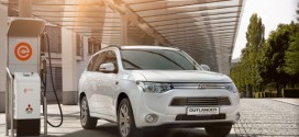 Bereits 33.000 Mitsubishi Plug-in Hybrid Outlander verkauft