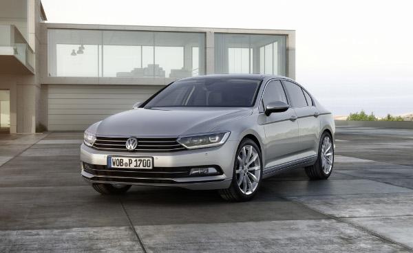 Neuer VW Passat - 8. Generation