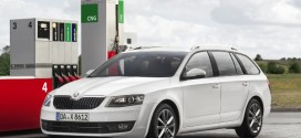 Škoda Octavia G-TEC