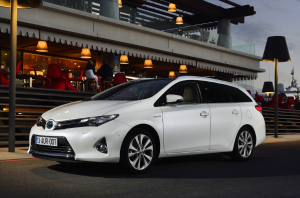 Toyota Auris Touring Sports Hybrid Kombi
