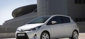 Hybridmodelle bescheren Toyota in Europa sattes Wachstum