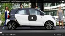 Die neuen smart fortwo & forfour – Offizieller Trailer