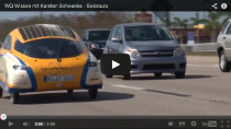 Bochumer Studenten fahren im Solarauto um die Welt