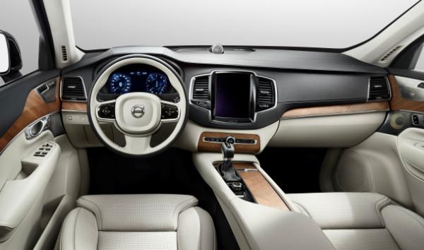 Neuer Volvo XC90 - Innenraum