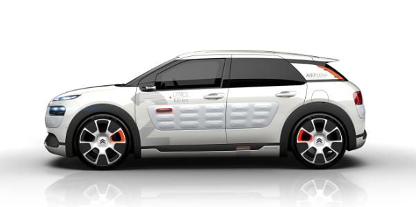 Citroën Concept C4 Cactus Airflow 2L