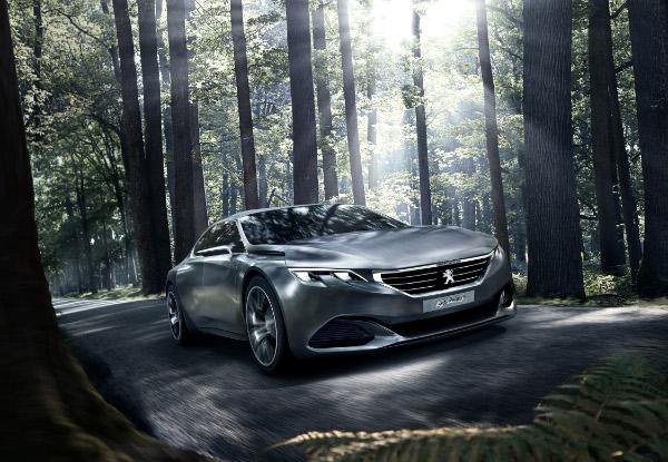 Neuer Peugeot Exalt