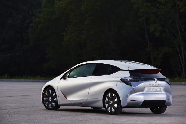Renault EOLAB Studie