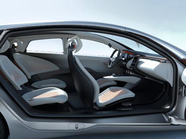 Renault EOLAB - Innenraum
