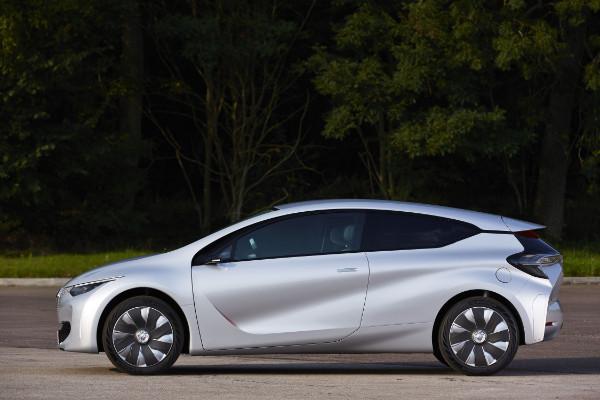 Renault - Ein-Liter-Auto
